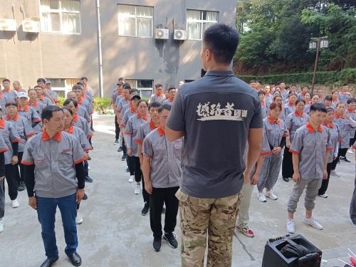 速利达三轮电动车2021年夏季150名员工二郎山旅游拓展