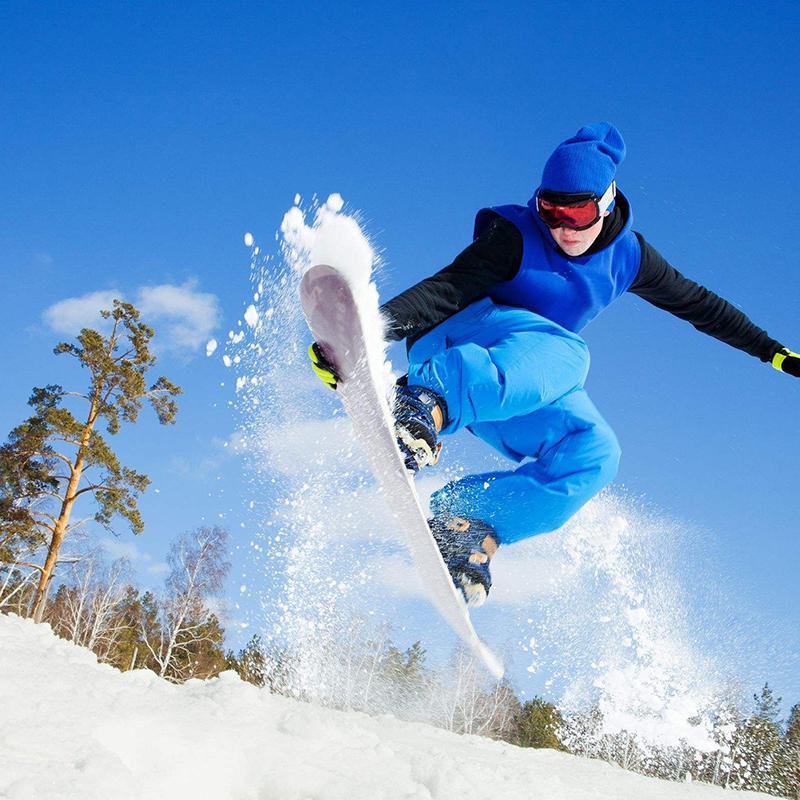 激情滑雪旅行式主题团建